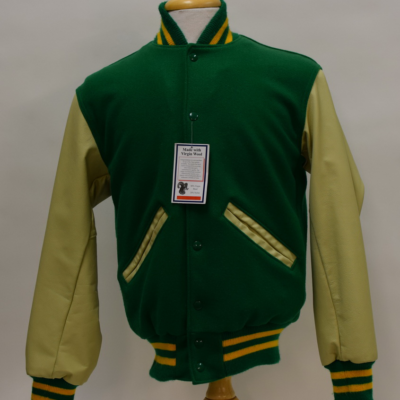 Tracy High Letterman