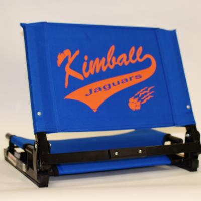 Kimball Jaguars Stadium Chair