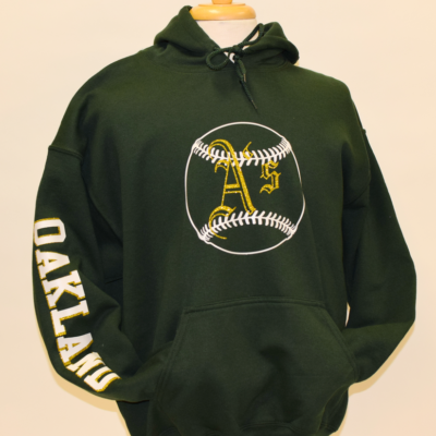 Oakland A's Hoodie