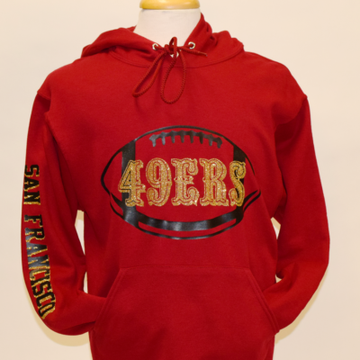 SF 49ers Hoodie
