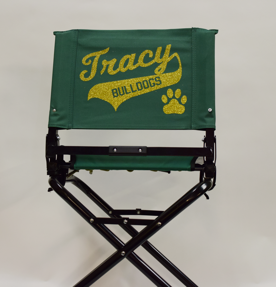 Tracy Bulldogs Stadium Chair-02